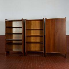 Achille Pier Giacomo Castiglioni Set of Three Mariano Bookshelves by Castiglioni For Gavina - 760939