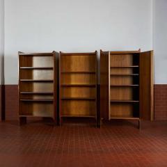 Achille Pier Giacomo Castiglioni Set of Three Mariano Bookshelves by Castiglioni For Gavina - 760941