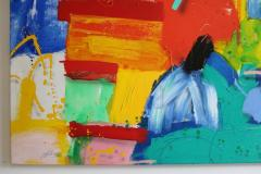 Acrylic on Canvas by Thomas Gathman 3 - 1102376
