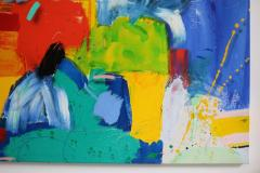 Acrylic on Canvas by Thomas Gathman 3 - 1102377
