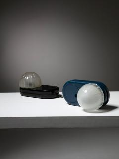 Adalberto Dal Lago Pair of Farstar Table Lamps by Adalberto Dal Lago for Francesconi - 1179239