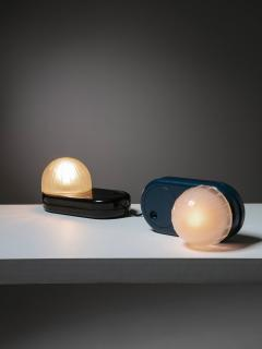 Adalberto Dal Lago Pair of Farstar Table Lamps by Adalberto Dal Lago for Francesconi - 1179240