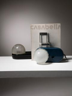 Adalberto Dal Lago Pair of Farstar Table Lamps by Adalberto Dal Lago for Francesconi - 1179243