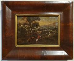 Adam Frans van der Meulen AFTER Horseback Riding an Oil Painting After Adam Frans Van Der Meulen - 1177726