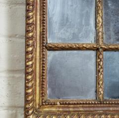 Adam Period Border Glass Mirror - 1988435