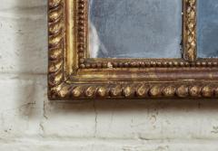 Adam Period Border Glass Mirror - 1988436