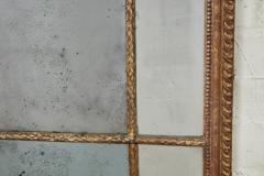 Adam Period Border Glass Mirror - 1988438