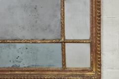 Adam Period Border Glass Mirror - 1988439