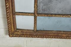 Adam Period Border Glass Mirror - 1988441