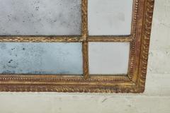 Adam Period Border Glass Mirror - 1988442