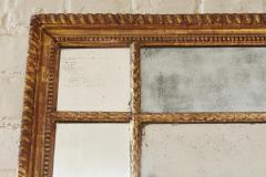 Adam Period Border Glass Mirror - 1988446