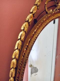 Adam Period Neoclassic Mirror - 1891456