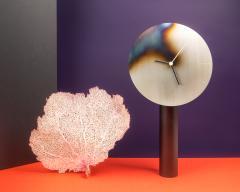Adam Ruiz Blue Hour Table Clock Signed by Adam Ruiz Cyril Fuchs - 1068530