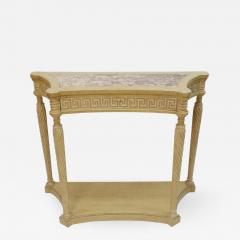 Adam Style Console Table - 524243
