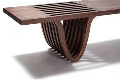 Adam Zimmerman Bench by Studio Craft Artist Adam Zimmerman 21st Century - 1103588