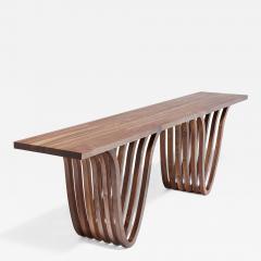Adam Zimmerman Console Table by Studio Craft Artist Adam Zimmerman 21st Century - 1103634