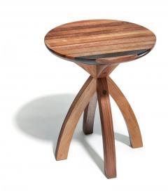 Adam Zimmerman Side Table by Studio Craft Artist Adam Zimmerman 21st Century WHITE ASH  - 1312016