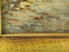 Addison Thomas Millar A Fine Orientalist Painting of a Sword Merchant - 1471789