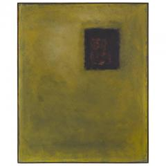 Adja Yunkers Adja Yunkers Painting Blind Man Sun USA 1982 - 548575