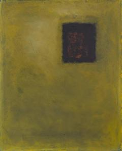 Adja Yunkers Adja Yunkers Painting Blind Man Sun USA 1982 - 549240