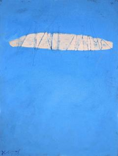 Adja Yunkers Skywriting Acrylic Painting by Adja Yunkers 1978 - 1665669