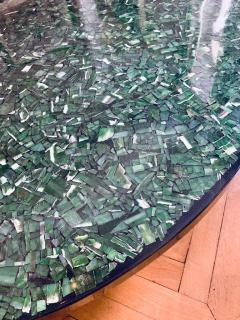 Ado Chale Ado Chale Coffee Table in Jade - 1693897