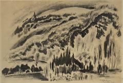 Adolf Arthur Dehn Aiguebelette Savoie  - 1824670