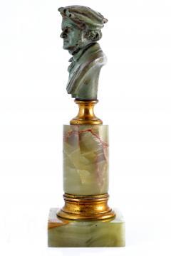 Adolf Karl Brutt Bronze Bust E Boermel By Adolf Karl Brutt 1910 Germany H Gladenbeck Son - 1324971