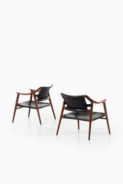 Adolf Relling Easy Chairs Model 56 2 Bambi Produced by Gustav Bahus - 1884843