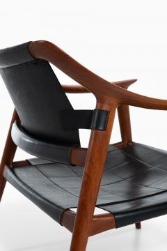 Adolf Relling Easy Chairs Model 56 2 Bambi Produced by Gustav Bahus - 1884848