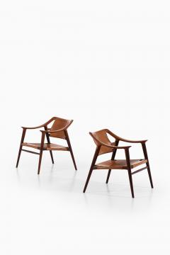 Adolf Relling Easy Chairs Model 56 2 Bambi Produced by Gustav Bahus - 1886585