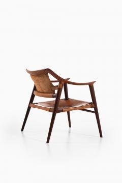 Adolf Relling Easy Chairs Model 56 2 Bambi Produced by Gustav Bahus - 1886586