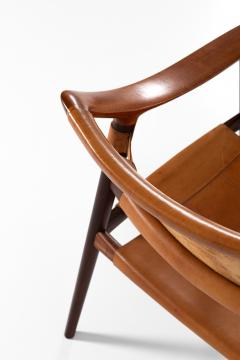 Adolf Relling Easy Chairs Model 56 2 Bambi Produced by Gustav Bahus - 1886590