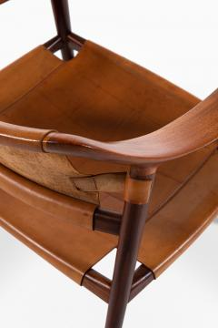 Adolf Relling Easy Chairs Model 56 2 Bambi Produced by Gustav Bahus - 1886591