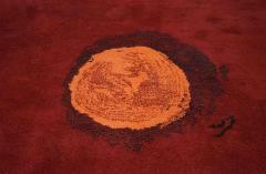 Adolph Gottlieb Exclusive Wool rug after Adolph Gottlieb Burst  - 1071101