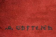 Adolph Gottlieb Exclusive Wool rug after Adolph Gottlieb Burst  - 1071102