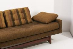 Adrian Pearsall 1 of 3 Adrian Pearsall Gondola Sofas for Craft Associates USA 1960s - 2139386