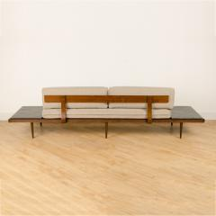 Adrian Pearsall A Mid Century Modern sofa in the manner of Adrian Pearsall Circa 1950 - 2033651