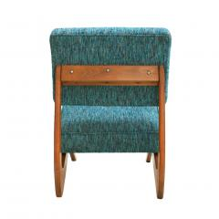 Adrian Pearsall Adrian Pearsall Mid Century Modern Walnut Pair of American Lounge Chairs - 1544885