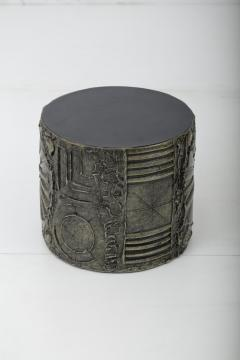 Adrian Pearsall Adrian Pearsall Sculpted Bronze Side Table - 1563603