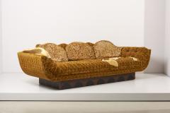 Adrian Pearsall Adrian Pearsall Spanish Sofa USA 1970s - 2139362
