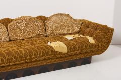 Adrian Pearsall Adrian Pearsall Spanish Sofa USA 1970s - 2139366