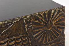 Adrian Pearsall American Modern Custom Brutalist Coffee Table by Adrian Pearsall - 364294