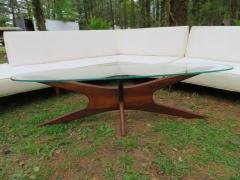 Adrian Pearsall Elongated Sculptural Jax Cocktail Table by Adrian Pearsall Mid Century Modern - 1296246
