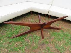Adrian Pearsall Elongated Sculptural Jax Cocktail Table by Adrian Pearsall Mid Century Modern - 1296248