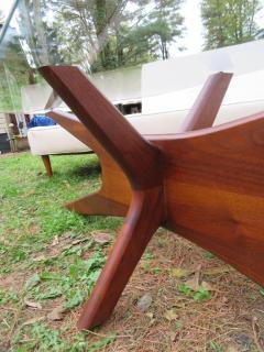 Adrian Pearsall Elongated Sculptural Jax Cocktail Table by Adrian Pearsall Mid Century Modern - 1296252