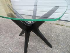 Adrian Pearsall Fabulous Pair of Adrain Pearsall Jax Lacquered Side End Table Mid Century Modern - 1307532