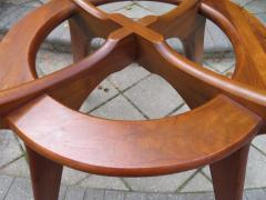 Adrian Pearsall Gorgeous Adrian Pearsall Sculptural Walnut Dining Table Mid Century Modern - 1697078