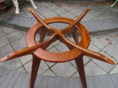 Adrian Pearsall Gorgeous Adrian Pearsall Sculptural Walnut Dining Table Mid Century Modern - 1697079