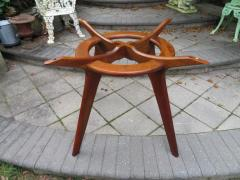 Adrian Pearsall Gorgeous Adrian Pearsall Sculptural Walnut Dining Table Mid Century Modern - 1697087